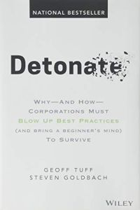 Detonate book summary