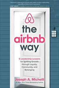 The Airbnb Way book summary