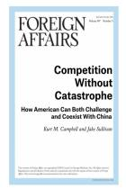 Competition Without Catastrophe