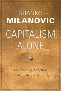 Capitalism, Alone book summary