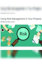 Using Risk Management in Your Projects