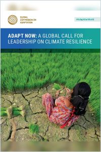 Adapt Now: A Global Call for Leadership on Climate Resilience summary