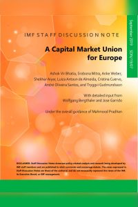 A Capital Market Union for Europe summary