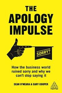 The Apology Impulse book summary