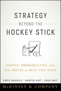 Strategy Beyond the Hockey Stick book summary