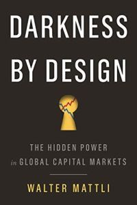 Darkness by Design book summary