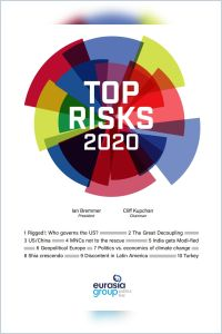 Top Risks 2020 summary