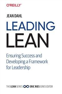Leading Lean book summary