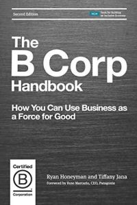 The B Corp Handbook, Second Edition book summary