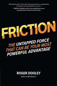 FRICTION book summary