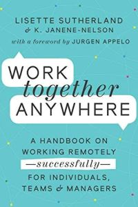 Work Together Anywhere book summary