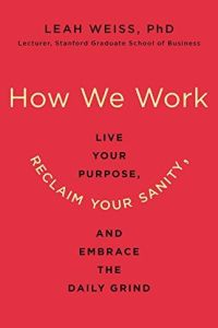 How We Work book summary