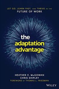 The Adaptation Advantage book summary