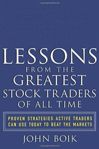 Lessons from the Greatest Stock Traders of All Time book summary