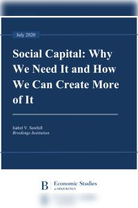 Social Capital summary