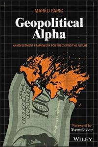 Geopolitical Alpha book summary
