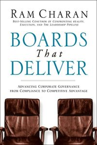 Boards That Deliver book summary