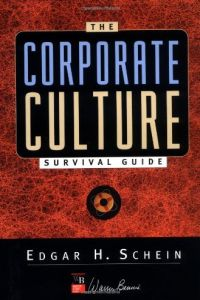 The Corporate Culture Survival Guide book summary