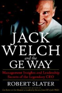 Jack Welch And The Ge Way Version Anglaise Resume Gratuit