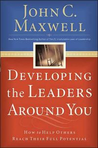 Developing the Leaders Around You book summary