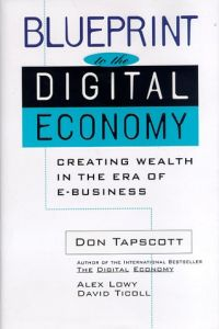 Blueprint to the Digital Economy book summary