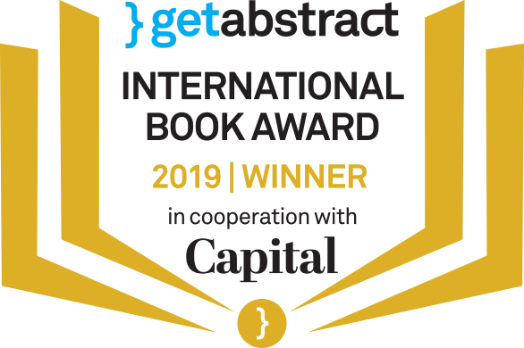 getAbstract International Book Award Winner 2019